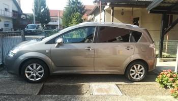 Toyota Corolla Verso 1.8 VVTI SOL