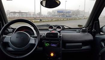 Smart fortwo cabrio 0.8 DCI