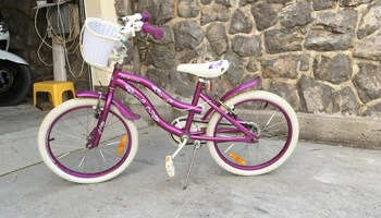 Dječji bicikl ženski