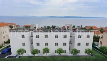 Čiovo, Okrug Gornji - apartmani na južnoj strani