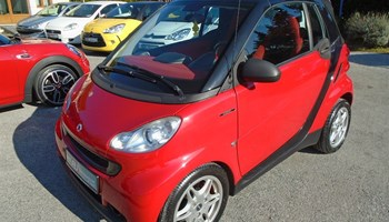Smart ForTwo Cabrio Automatic CDI - klima, kožni upravljač