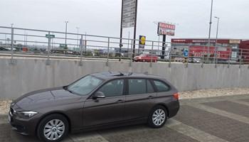 BMW serija 3 Touring 316 d,2.0 MOTOR, KAO NOVI, 55000 KM,1.BOJA.REGISTRIRAN DO 11/21
