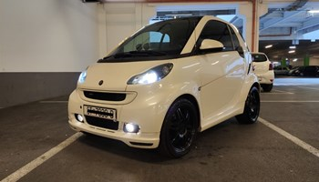Smart fortwo coupe Smart Brabus