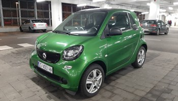 Smart fortwo coupe 453