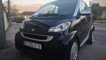 Smart fortwo 451 52kw