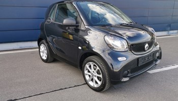 Smart fortwo coupe 0.9 Passion