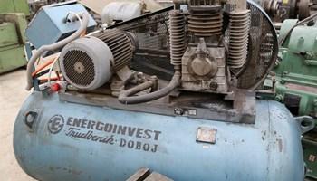 Kompresor klipni Trudbenik F4NF2010, 850 l