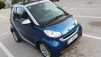 Smart fortwo cabrio 1.0 -----62 KW----JACI MOTOR☆TURBO☆