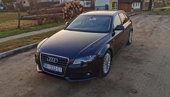 Audi A4 Avant 2.0 TDI AUTOMATIC, S line