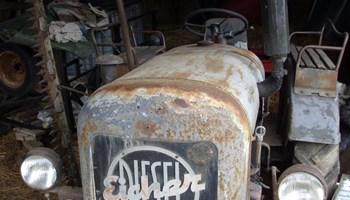 Traktor Eicher  Kupim Moze Rastavljen--Neispravan-Nekompletan-Defekt