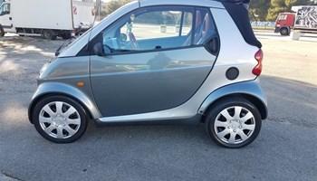 Smart fortwo cabrio 600 REG 6/2020