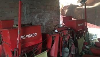 Sijačica Gaspardo 6 redi