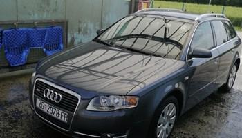 Audi A4 Avant 2.0 TDI *KAO NOV*