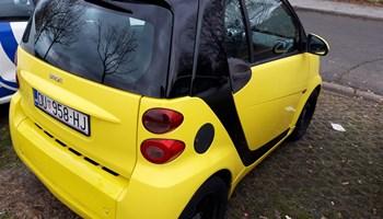 Smart fortwo coupe 1.0, 2008g.reg do 10/2020, klima, el.podizaci, dobro stanje, kupljen u hr