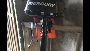 Mercury 5, cetverotaktni