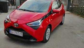 Toyota Aygo 1.0 vvti benzinac