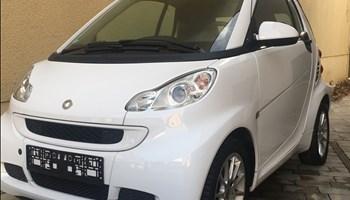 Smart fortwo cabrio Smart for two Cabrio mhd pasion
