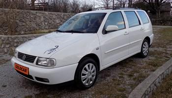 VW Polo Variant 1.4 - REG  09/2020--VELIKI SERVIS---nije uvoz