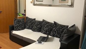 PREČKO PETROVARADINSKA- Odličan namješten 2s stan 48 m2 sa spremištem-