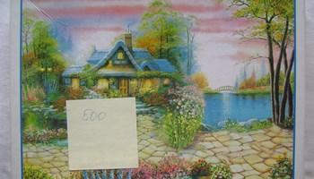 Jigsaw puzzle - Scenery - 500 komada