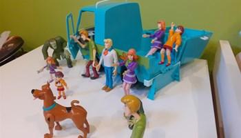 Scooby igračke