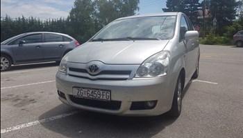 Toyota Corolla Verso 2.0 D-4D