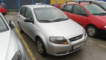 Chevrolet Aveo 1.2 8V, 1.Vlasnik