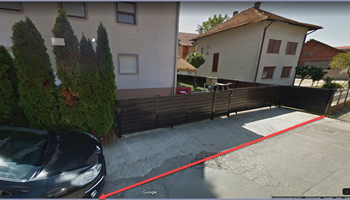 Prodajem zemljište za dva parkirna mjesta (28 m2)