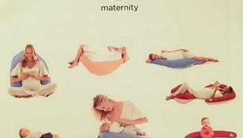 JANE jastuk za trudnicu i dojenje 2u1