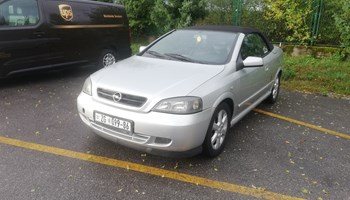 Opel Astra Cabrio 1.8 16v 92kw Bertone