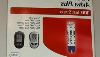 Glukometar test (test traka za dijabetes)