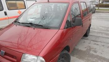 Fiat Scudo 2.0 jtd , 9sjedala