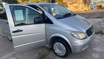 Mercedes Vito 115 CDI, Automatik!!