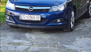Opel Astra Cabrio Twintop