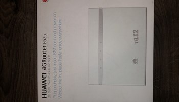 Huawei Tele2 wi-fi router