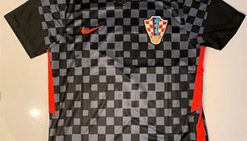 DRESOVI HRVATSKE REPREZENTACIJE ZA EURO 2020
