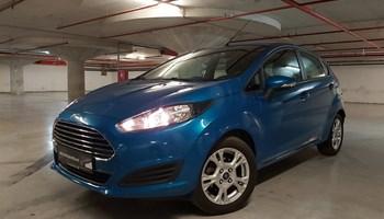 Ford Fiesta 1,6 TDCi, izvrsno stanje, jamstvo 12 mjeseci