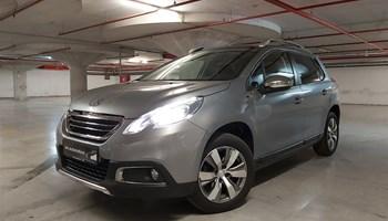 Peugeot 2008 1.2 PureTech, izvrsno stanje, jamstvo 12 mjeseci