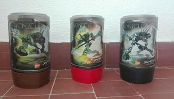 LEGO Bionicle set Rahkshi -100% kompletan
