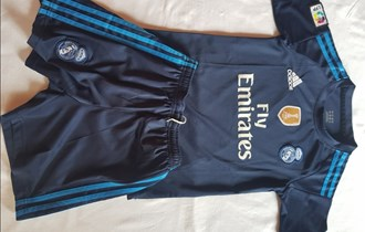 Dječji ogometni dres - Real Madrid