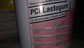 Hidroizolacija PCI. LASTROGUM siva.