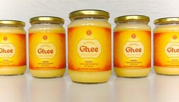Ghee (pročišćeni maslac) - Zagreb