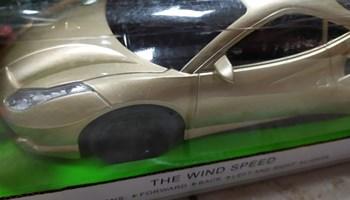 Automobil na daljinski upravljanje III