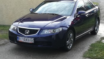 Honda Accord 2.2 i-ctdi sport