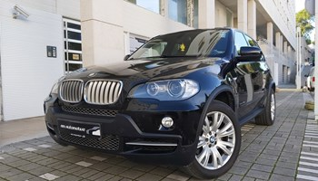 BMW X5 xDrive30d, reg. do 01/2021