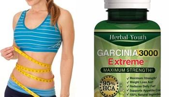 Fat Burner Garcinia 3000 Extreme