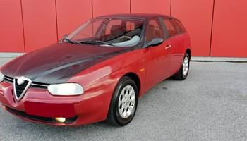 Alfa Romeo 156 2.0 karavan,MOŽE ZAMJENA,KOMBINACIJE,RATE---FULL OPREMA,ODLIČAN AUTOMOBIL---