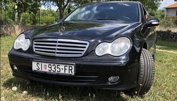 Mercedes-Benz C200 CDI | REG.07.10.2021.