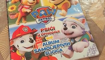 Paw patrol / Psići u ophodnji sličice za album