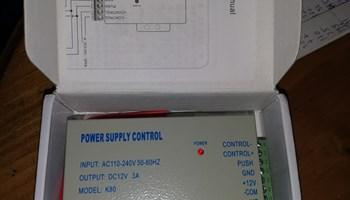 Transformator (kontrolna jedinica za el.bravu)
